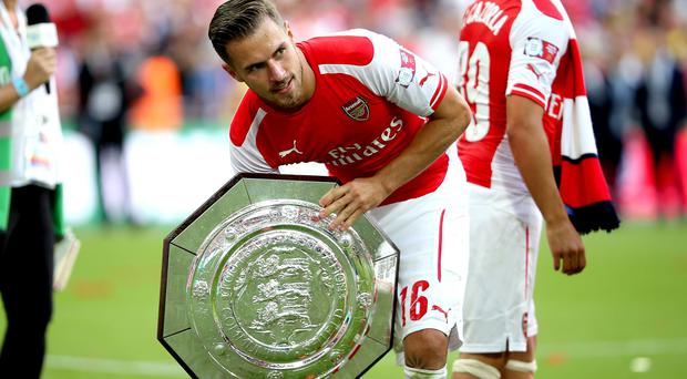 Arsenal's Aaron Ramsey believes the north London club can win the league