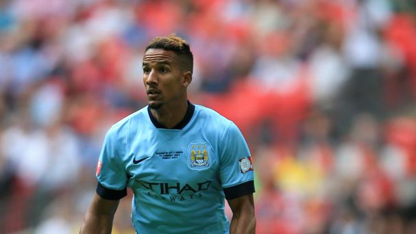 Manchester City's Scott Sinclair wants to be a first team regular