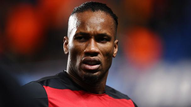 Didier Drogba could be fit for the start of the Premier League season