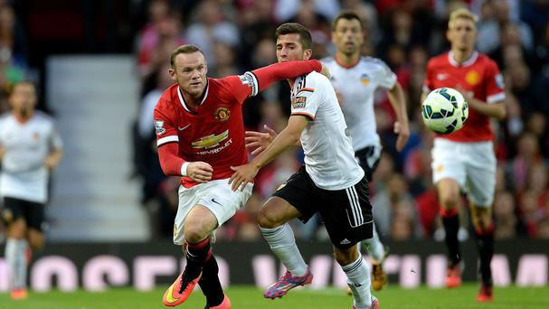 Wayne Rooney has been named Manchester United captain