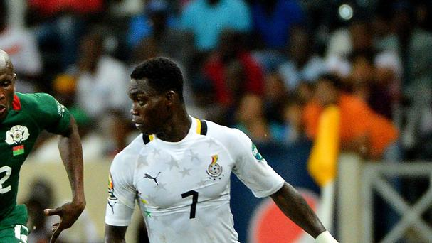 Christian Atsu has joined Everton on loan