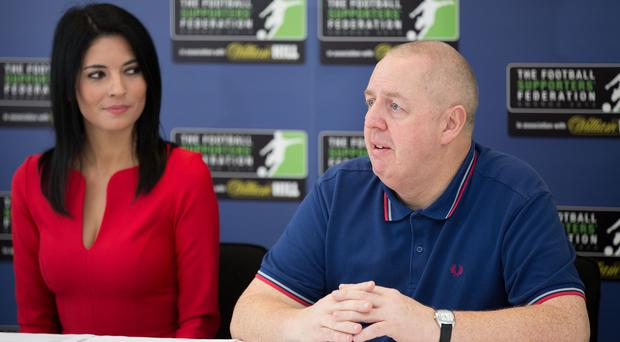 FSF chief executive Kevin Miles is keen to ensure football does not just become a game for the privileged