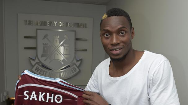 Diafra Sakho has landed a dream move to the Premier League