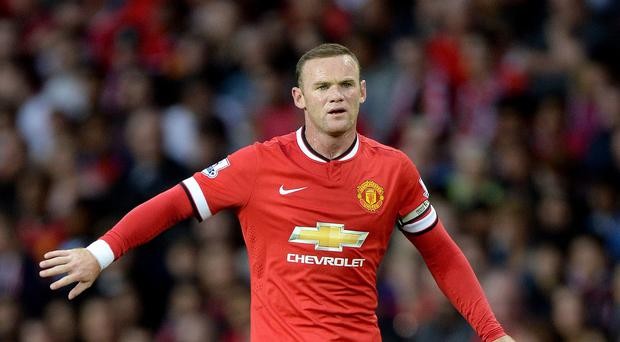 Wayne Rooney, Manchester United captain