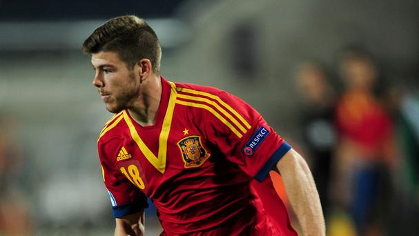 Alberto Moreno has sealed his switch to Liverpool