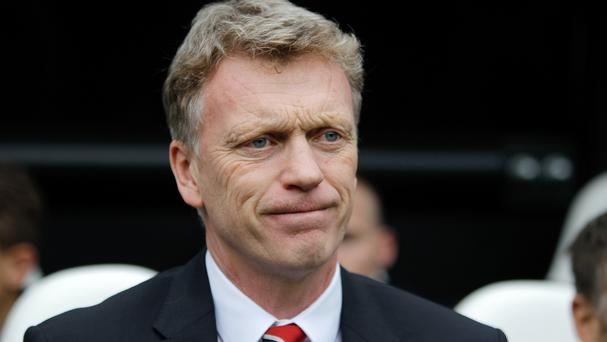David Moyes failed to last a year at Manchester United