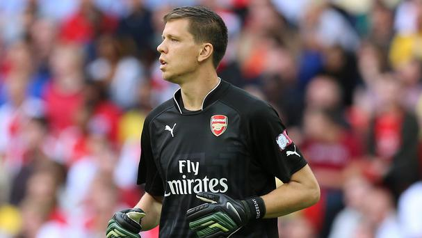 Wojciech Szczesny did not start the campaign with a clean sheet