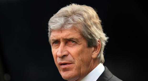 Manchester City manager Manuel Pellegrini is confident his players will be stronger next weekend