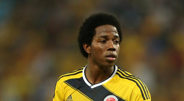 Carlos Sanchez is excited about the challenge of playing for Aston Villa