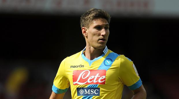 Federico Fernandez is expected to swap Napoli for Swansea