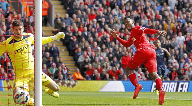 Liverpool's Daniel Sturridge insists the club are over last season's disappointment of not winning the title