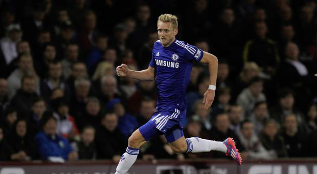 Andre Schurrle finished off an early contender for goal of the season at Burnley