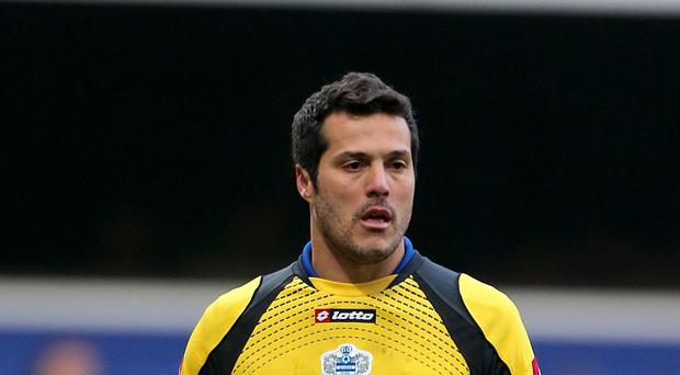 Julio Cesar has agreed a deal with Benfica