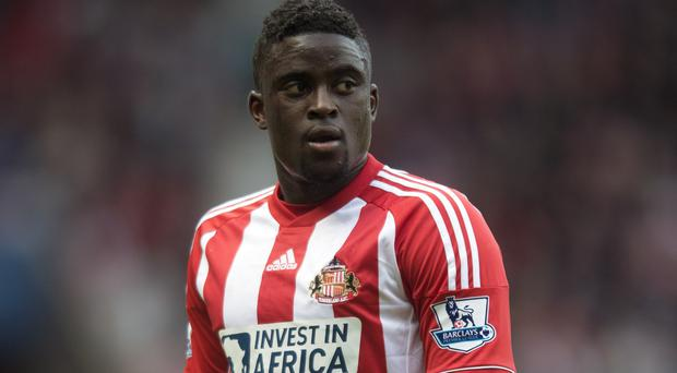 Alfred N'Diaye is heading for the exit at the Stadium of Light