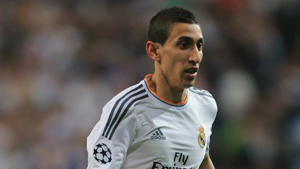 Angel Di Maria may be put off a move to Old Trafford with no Champions League football on offer