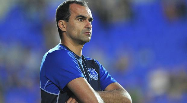 Everton manager Roberto Martinez is not ruling out further signings