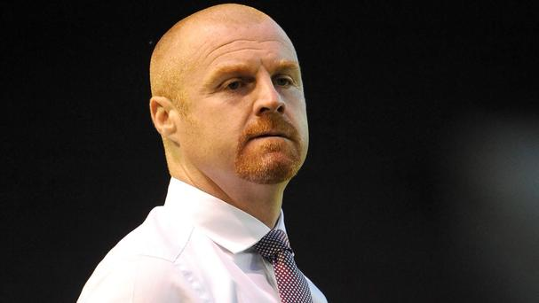 Sean Dyche has vowed to continue with a 'brave' approach to the Barclays Premier League