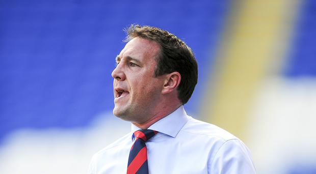Former Cardiff manager Malky Mackay is the subject of an FA investigation