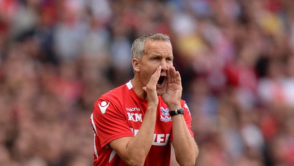 Caretaker manager Keith Millen will lead Crystal Palace's transfer business