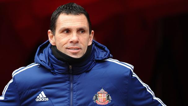 Sunderland head coach Gus Poyet, pictured, has warned transfer target Fabio Borini he is primed to look elsewhere