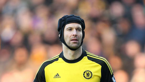 "Manager Jose Mourinho can understand why a ""top professional"" like Petr Cech is not happy at losing his status as Chelsea's first-choice goalkeeper - but will not offer any players selection guarantees."