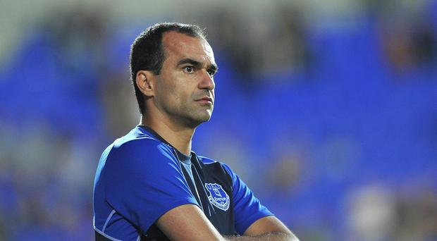 Everton boss Roberto Martinez expects his summer's work to be put to the test as Arsenal visit Goodison Park this weekend.