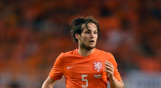 Daley Blind is understood to be on Manchester United's transfer shortlist