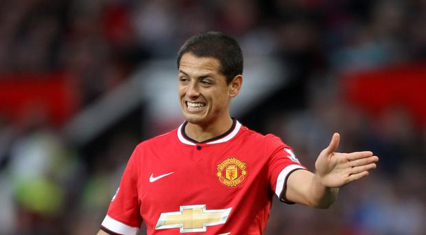 Javier Hernandez is reportedly on his way out of Manchester United