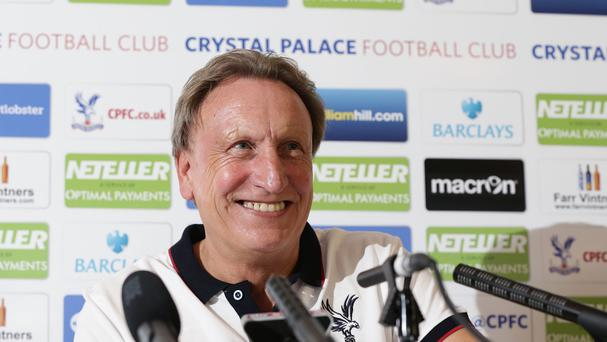 Neil Warnock was unfazed by being Crystal Palace's third-choice managerial selection