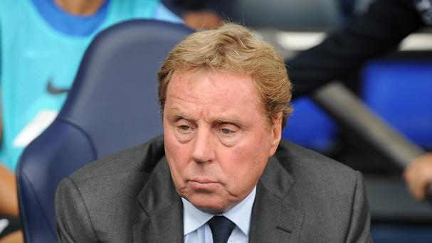Harry Redknapp's side have got off to a poor start