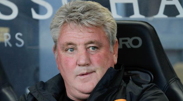 Steve Bruce has quickly turned his attention to league matters