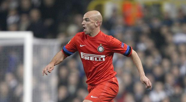 Esteban Cambiasso hailed joining Leicester as 'a great opportunity'