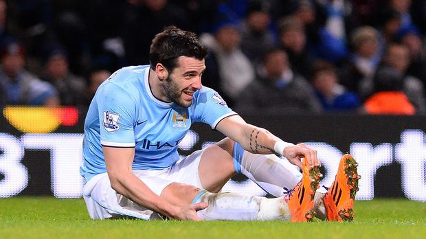 Former Manchester City striker Alvaro Negredo is attracting interest from Liverpool, according to reports in Spain