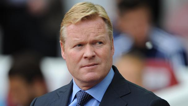 Ronald Koeman is pleased with Southampton's progress