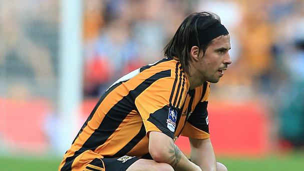 George Boyd is bound for Burnley