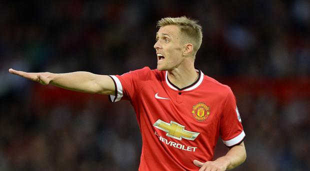 Darren Fletcher has called for patience with Manchester United