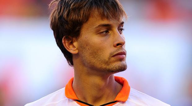 Villa have turned their attention to Sergio Canales