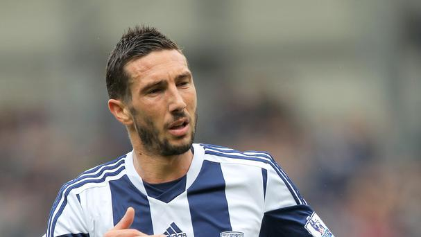 Marseille winger Morgan Amalfitano, who spent last season on loan at West Brom, has joined West Ham