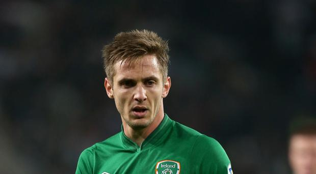 Republic of Ireland international Kevin Doyle has moved to Crystal Palace on a loan deal from Wolves