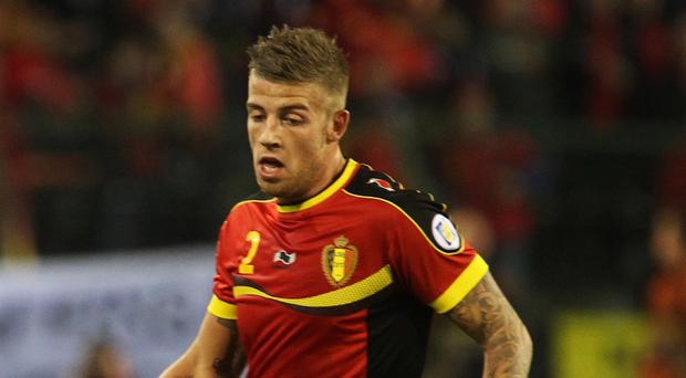 Toby Alderweireld has joined Southampton