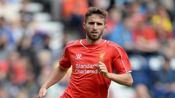 Liverpool forward Fabio Borini has defended his decision not to move in the transfer window