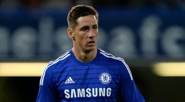Fernando Torres is not bitter about his loan move to AC Milan