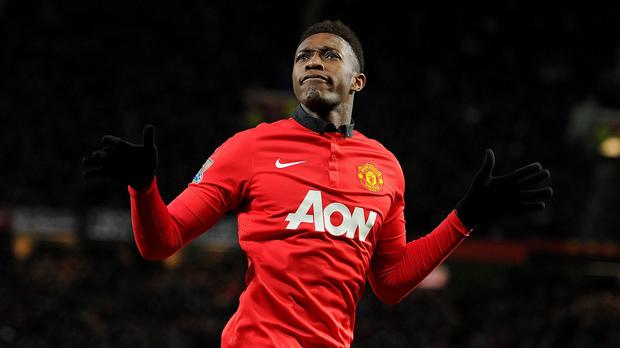 Former Manchester United striker Danny Welbeck claims he previously thought about playing for Arsenal