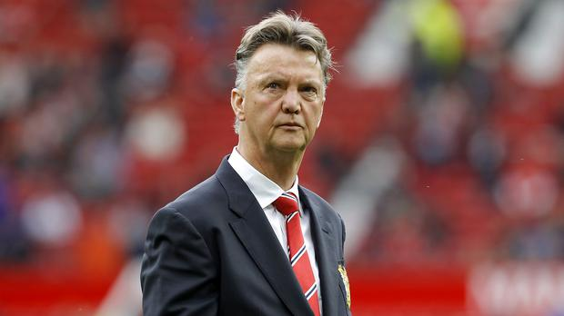 Louis van Gaal has had a difficult start as United manager.