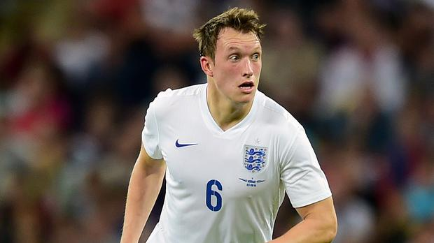 Phil Jones sustained an injury in England's victory over Switzerland.