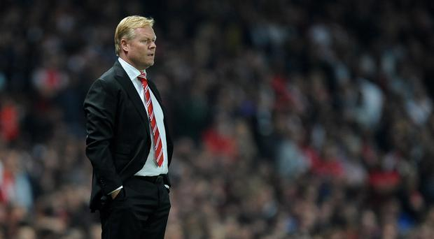 Ronald Koeman's Southampton enter this weekend's match with QPR second in the Premier League