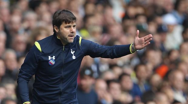 Mauricio Pochettino wants his players to relish the derby atmosphere