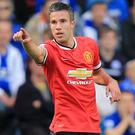 Robin van Persie says confidence is building at Old Trafford