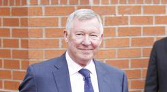 Sir Alex Ferguson is happy with United's signings