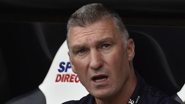 Three of Nigel Pearson's players were involved in alleged 'orgy'